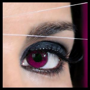 Perfect Eyebrows: Thread 'Em | Halela & 5th